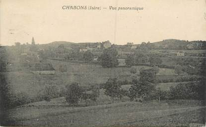 """CPA FRANCE 38 """" Chabons, Vue panoramique"""""""