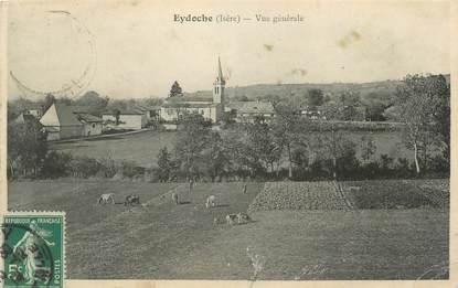 "CPA FRANCE 38 "" Eydoche, Vue générale"""