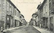 "38 Isere CPA FRANCE 38 ""Les Avenières, La Grande Rue"""