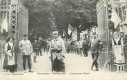 "68 Haut Rhin / CPA FRANCE 68 ""Wesserling, l'avenue des Tilleuls"""