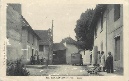 """CPA FRANCE 38 """" Sermerieu, Ossée"""""""