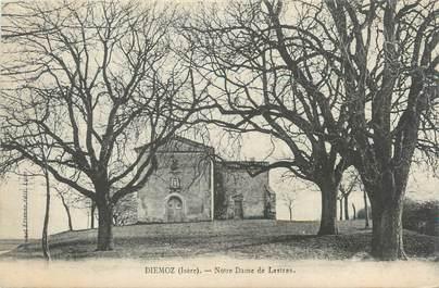 "CPA FRANCE 38 "" Diémoz, Notre Dame de Lestras"""
