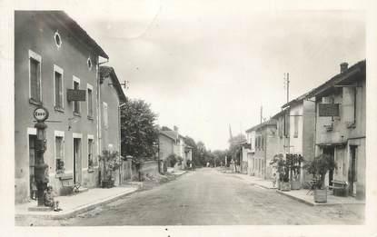 """CPSM FRANCE 38 """" Diémoz, La Route de Lyon"""""""