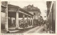 """38 Isere CPA FRANCE 38 """" Le Grand Lemps, La Halle"""""""