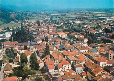 """CPSM FRANCE 38 """" Le Grand Lemps, Vue panoramique"""""""