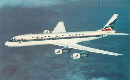 "CPSM AVIATION "" DC-8 Fanjet"""