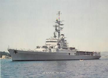 """CPSM BATEAU """"Croiseur porte-hélicoptères Jeanne d'Arc"""""""