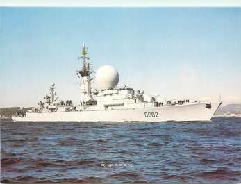 """CPSM BATEAU """"Frégate lance-missiles Suffren"""""""