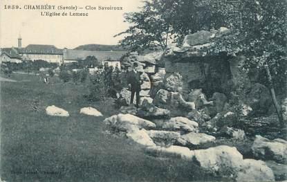 """CPA FRANCE 73 """" Chambéry, Clos Savoiroux"""""""