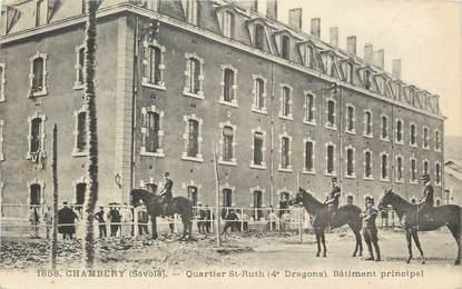 "CPA FRANCE 73 "" Chambéry, Quartier St Ruth"""