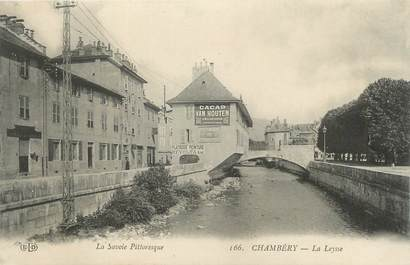 "CPA FRANCE 73 "" Chambéry, La Leysse"""