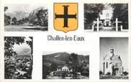 """73 Savoie CPSM FRANCE 73 """"Challes les Eaux, Vues"""""""