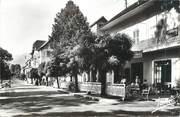 """73 Savoie CPSM FRANCE 73 """"Challes les Eaux, Avenue de l'Etablissement Thermal, Chalet des Sources"""""""
