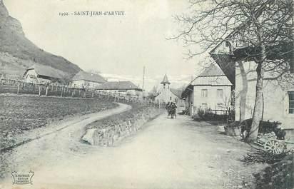 "CPA FRANCE 73 ""St Jean d'Arvey"""