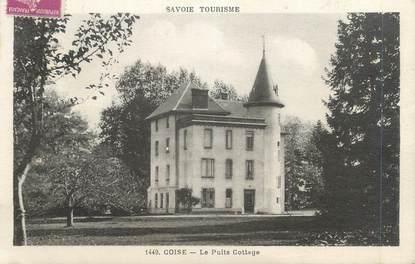 """CPA FRANCE 73 """"Coise, Le Puits Cottage"""""""