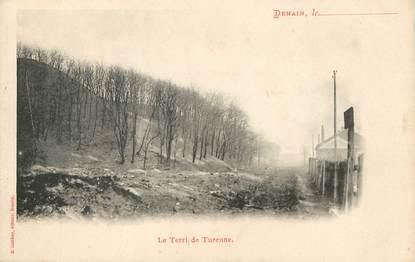 """/ CPA FRANCE 59 """"Denain, le terri de Turenne"""""""