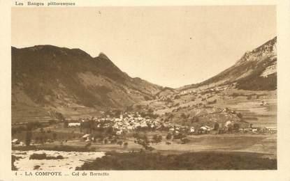 """CPA FRANCE 73 """"La Compote, Col de Bornette"""""""