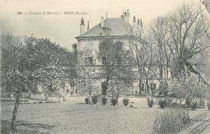 """CPA FRANCE 73 """"Bissy, Le Château de Maistre"""""""