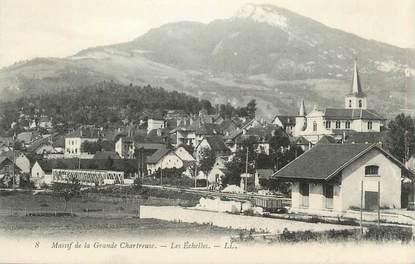 """CPA FRANCE 73 """"Les Echelles , Massif de la Grande Chartreuse"""""""
