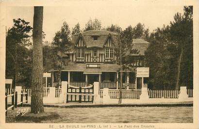 """CPA FRANCE 44 """"La Baule, Le Parc des Dryades"""""""