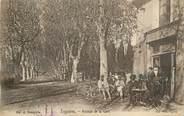 "13 Bouch Du Rhone CPA FRANCE 13 "" Eyguières, Avenue de la Gare"""