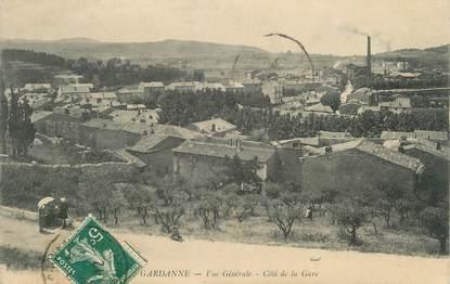 """CPA FRANCE 13 """" Gardanne, Vue générale """""""