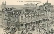 """37 Indre Et Loire / CPA FRANCE 37 """"Tours, grand bazar et nouvelles Galeries"""""""