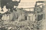 """13 Bouch Du Rhone CPA FRANCE 13 """" Lambesc, Maison en ruine après le tremblement de terre du 11 juin 1909"""""""