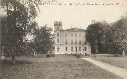 """CPA FRANCE 13 """" Les Milles, Château de Lanfant'"""