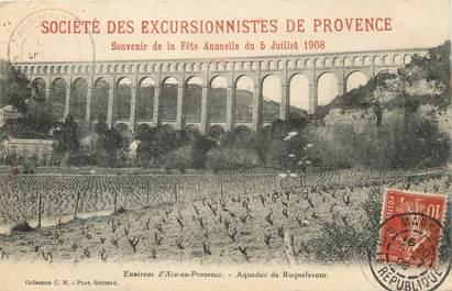 """/ CPA FRANCE FRANCE 13 """"Environs d'Aix en provence"""""""