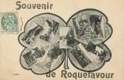 """13 Bouch Du Rhone / CPA FRANCE FRANCE 13 """"Souvenir de Roquefavour"""""""