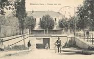 """13 Bouch Du Rhone CPA FRANCE 13 """" Miramas, Passage sous voie"""""""