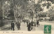 "13 Bouch Du Rhone / CPA FRANCE FRANCE 13 ""Arles, promenade des Lices"""