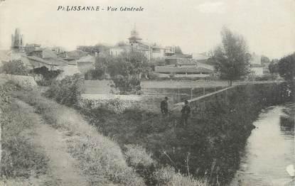 """CPA FRANCE 13 """" Pelissanne, Vue générale"""""""