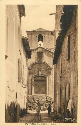 "CPA FRANCE 13 "" Peyrolles, Eglise"""