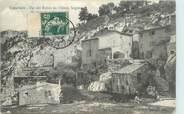 """13 Bouch Du Rhone CPA FRANCE 13 """"Roquevaire, Vue des ruines du Château Seigneur"""""""
