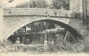 """13 Bouch Du Rhone CPA FRANCE 13 """"Roquevaire, Le Pont Vieux"""""""