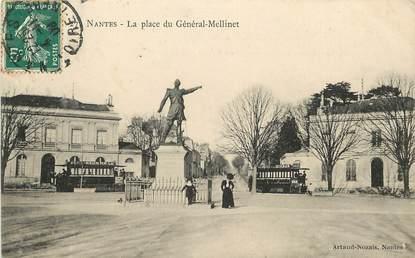 """CPA FRANCE 44 """"Nantes, Place du Général Mellinet"""""""