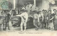 "13 Bouch Du Rhone CPA FRANCE 13 "" Tarascon, la Tarasque et ses servants"""