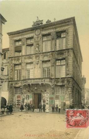 """CPSM FRANCE 13 """" Tarascon, La Mairie"""""""