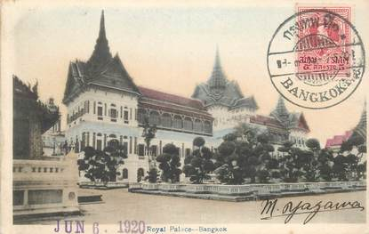 """CPA THAILANDE """"Bangkok, Royal Palace"""""""
