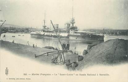 "CPA FRANCE 13 "" Marseille, Le St Louis au Bassin National"""