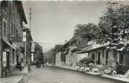"""73 Savoie CPSM FRANCE 73 """" Frontenex, Les Quatre Chemins"""""""