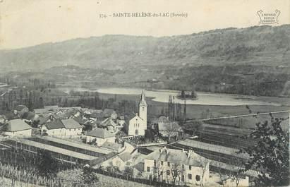 """CPA FRANCE 73 """" St Hélène du Lac"""""""