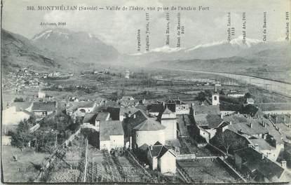 """CPA FRANCE 73 """" Montmélian, Vue prise de l'ancien fort"""""""