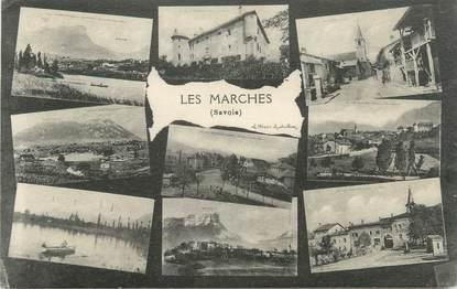 "CPA FRANCE 73 "" Les Marches, Vues"""