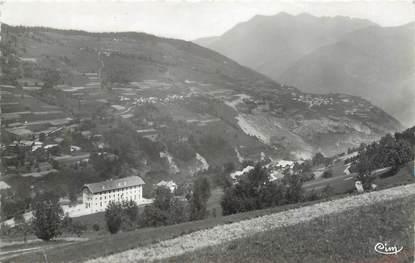 """CPSM FRANCE 73 """" Les Avanchers, Centre de Vacances et Vallée Doucy"""""""