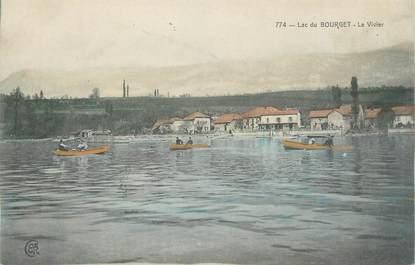 """CPA FRANCE 73 """"Le Lac du Bourget, Le Vivier"""""""
