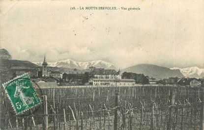 """CPA FRANCE 73 """" La Motte Servolex, Vue générale"""""""