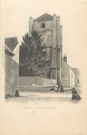 "CPA FRANCE 77 "" Jouarre, Tour de l'Abbaye"""